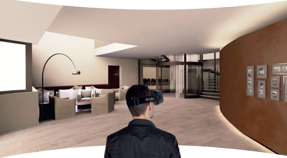 Immersive Virtual Reality For Real Estate Sector