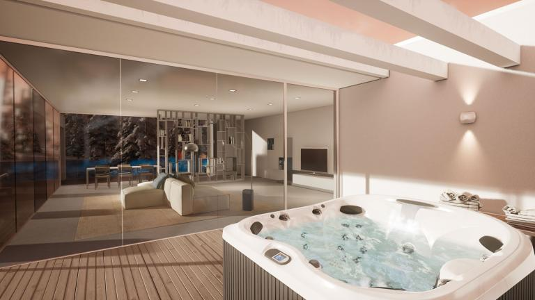 Jacuzzi SPA Virtual Showroom Experience