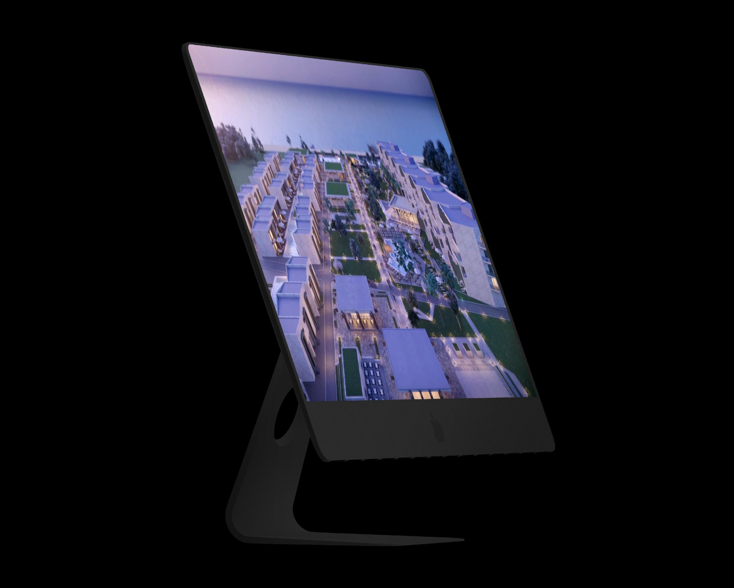 Reina del Mar Video virtuale per promozione villaggio turistico